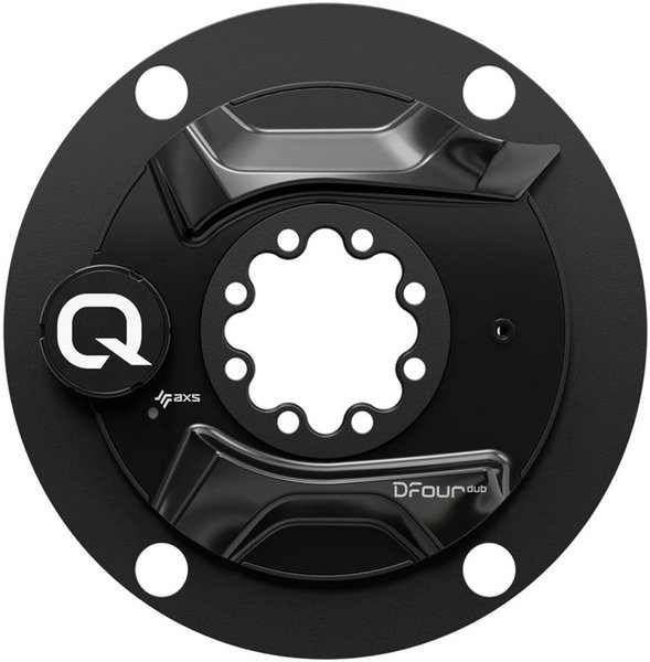 Quarq Quarq DFour DUB Power Meter Spider Color: Black
