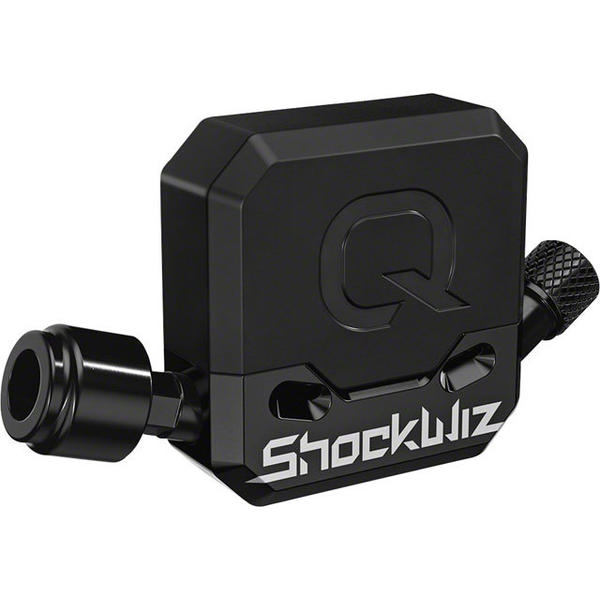 Quarq ShockWiz Direct Mount Color: Black