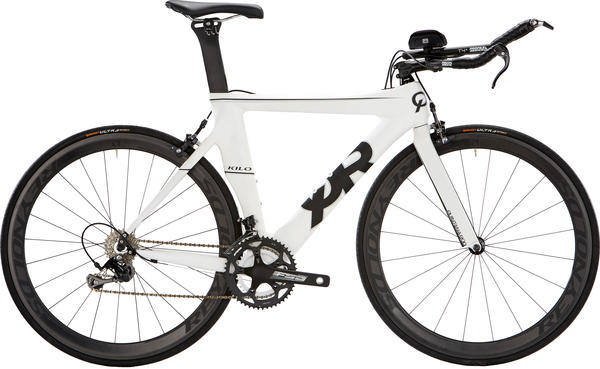 Quintana Roo Kilo Race Color: White