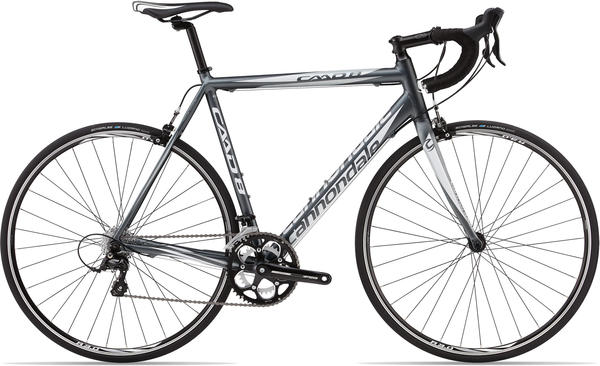 Cannondale CAAD8 7 SORA Color: Charcoal Gray