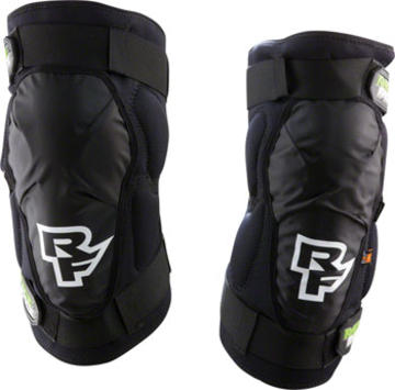 Race Face Ambush Knee Guards Color: Black
