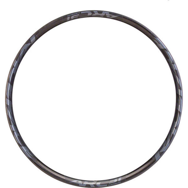 Race Face ARC 29-inch Carbon Rims Color: Black