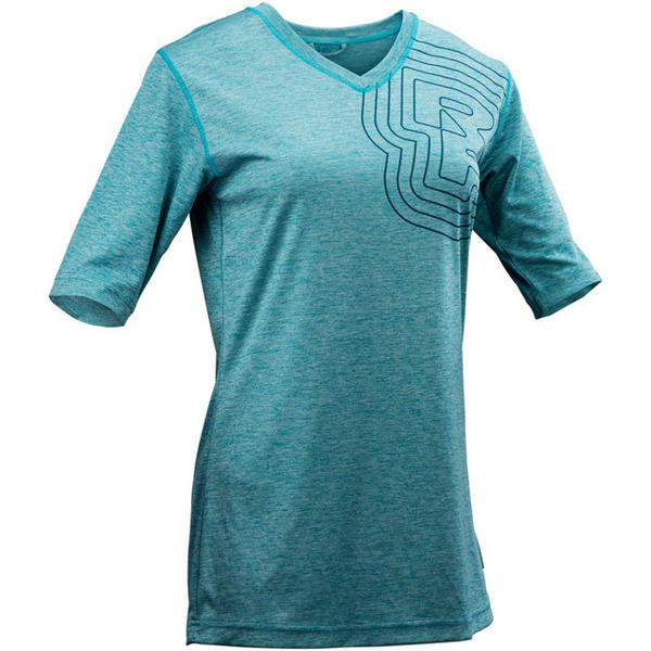 Race Face Charlie SS Jersey Color: Blue
