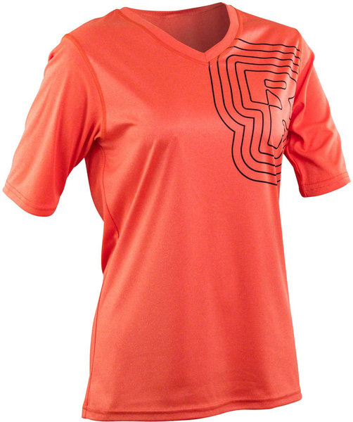 Race Face Charlie Jersey Color: Orange
