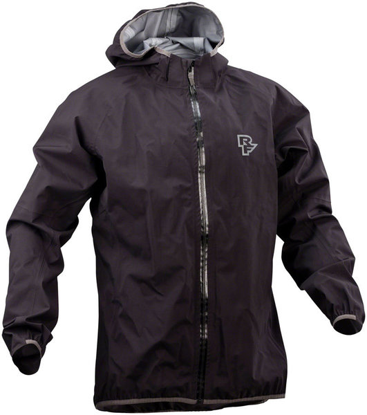 Race Face Conspiracy Jacket Color: Black