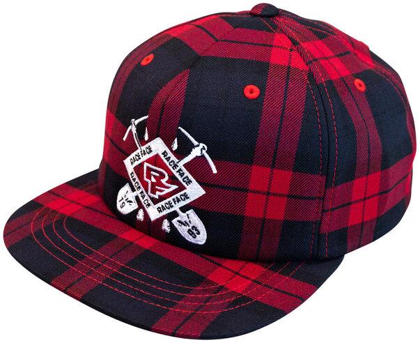 Race Face Crest Snapback Hat