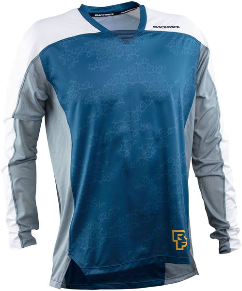 Race Face Diffuse Jersey Color: Navy
