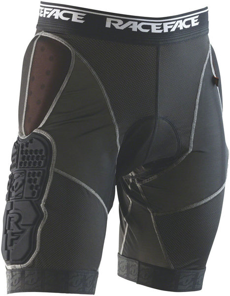 Race Face Flank Liner Shorts Color: Black
