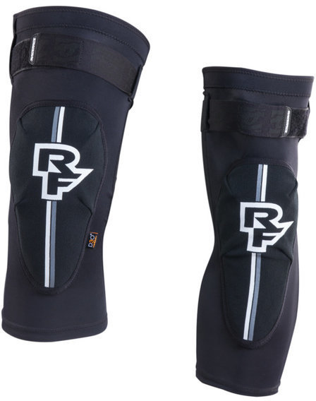Race Face Indy Knee Color: Black