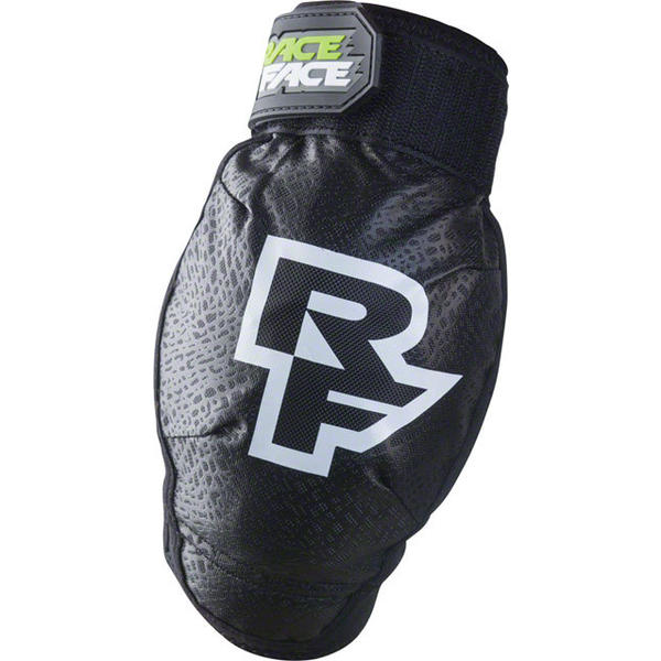 Race Face Khyber Elbow Guard Color: Black