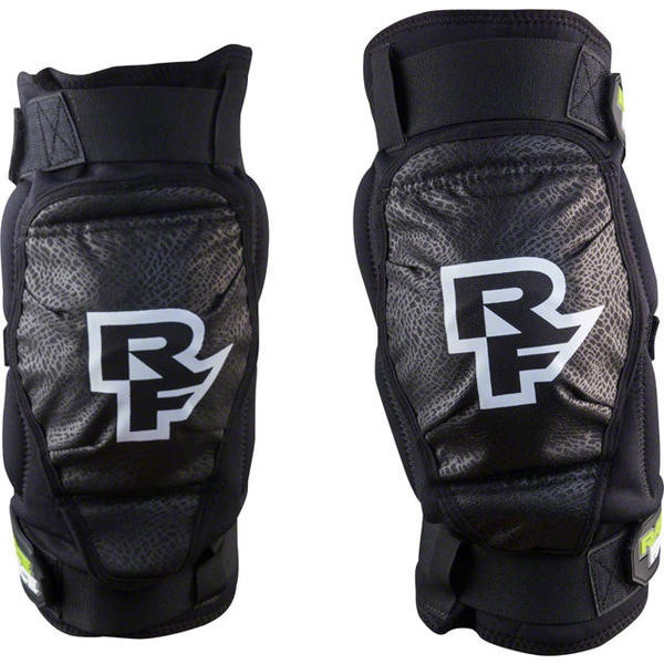 Race Face Khyber Knee Guard Color: Black