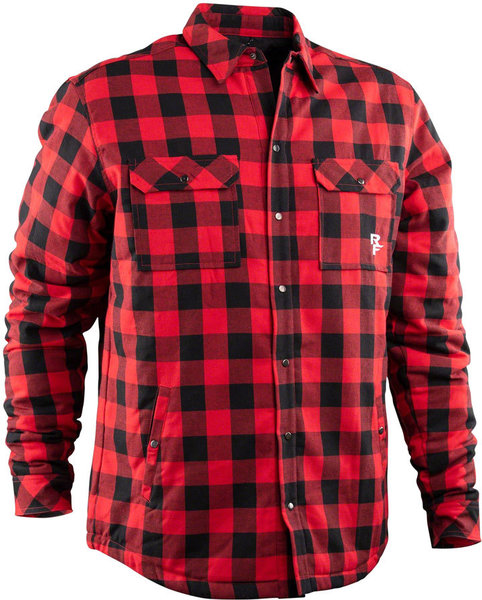 Race Face Loam Jacket Color: Red