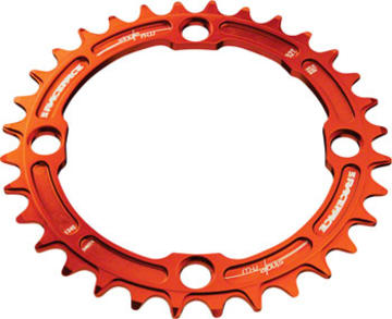 Race Face Narrow-Wide Chainring Color: Orange