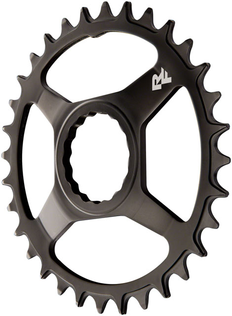 Race Face Narrow-Wide Direct Mount CINCH Chainring Color: Black