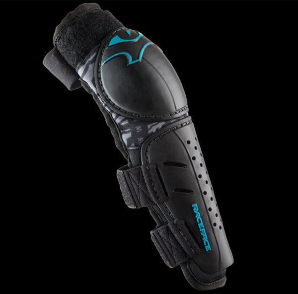 Race Face Protekt Youth Arm Guard Color: Black