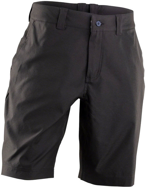 Race Face Shop Short Color: Black