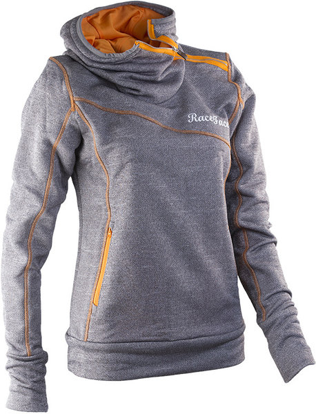 Race Face Slim Jane Hoody Color: Charcoal