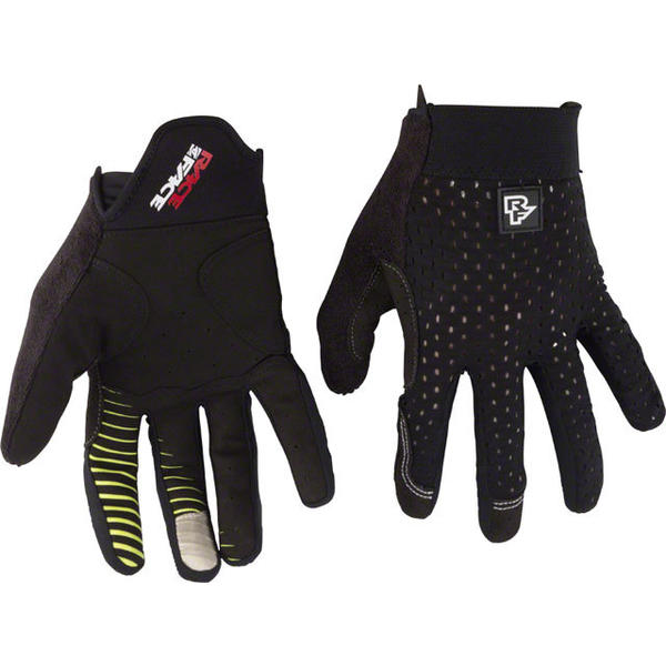 Race Face Stage Gloves Color: Black
