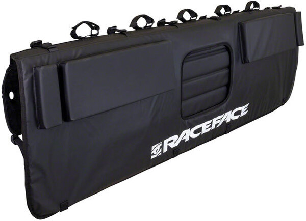 Race Face T2 Tailgate Pad Color: Black
