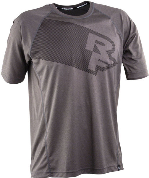 Race Face Trigger Jersey Color: Black