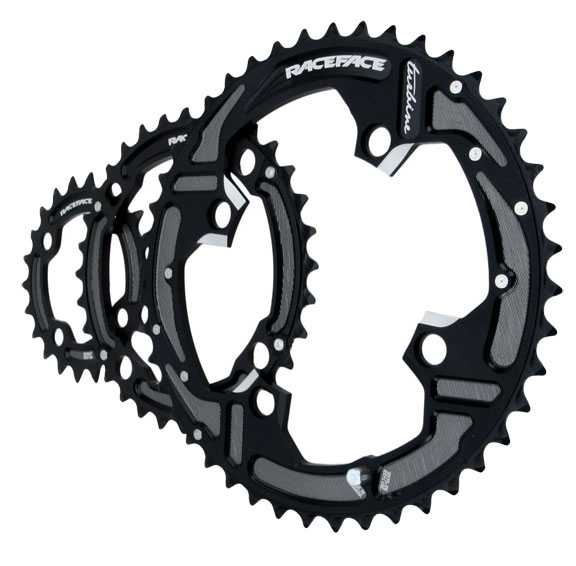 Race Face Turbine 10-Speed Chainring Set (104/64 BCD)