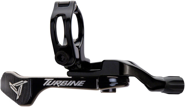 Race Face Turbine R 1x Dropper Remote Color: Black