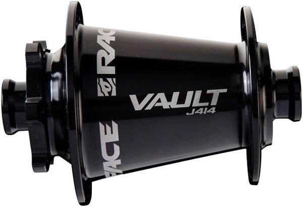 Race Face Vault Front Hub Color: Black