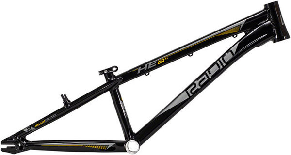 Radio Helium Cruiser XL Frame Color: Black