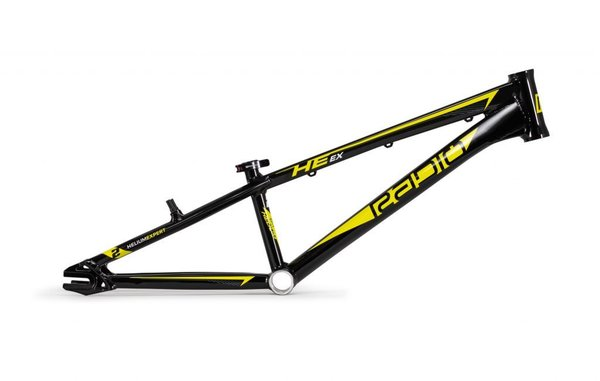 Radio Helium Expert Frame Color: Black/Neon Yellow