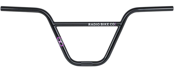 Radio Nemesis Bar Color: Black
