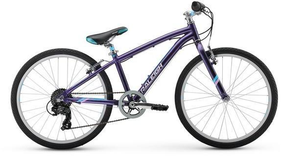 Raleigh Alysa 24 Color: Purple