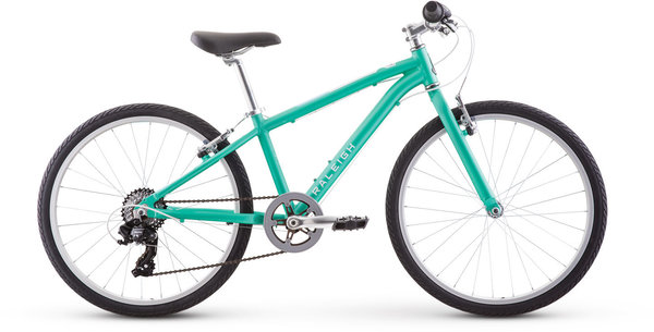 Raleigh Alysa 24 Color: Teal