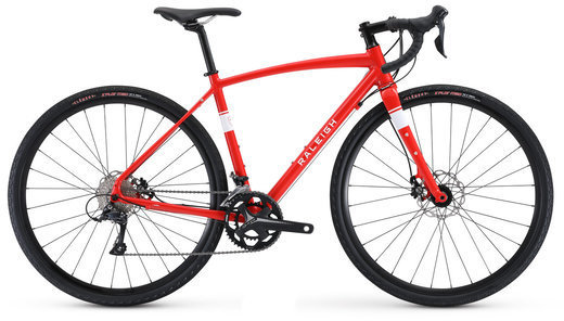 Raleigh Amelia 2 Color: Red