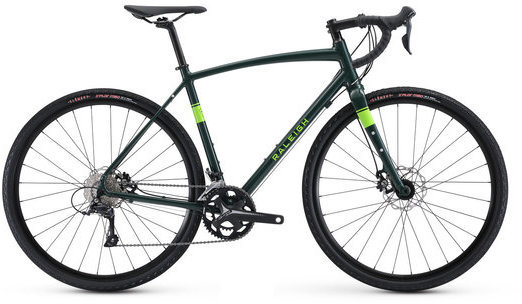 Raleigh Willard 2 Color: Green