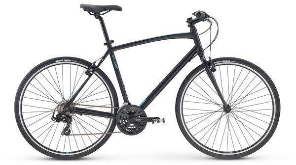 Raleigh Cadent 1 Color: Black
