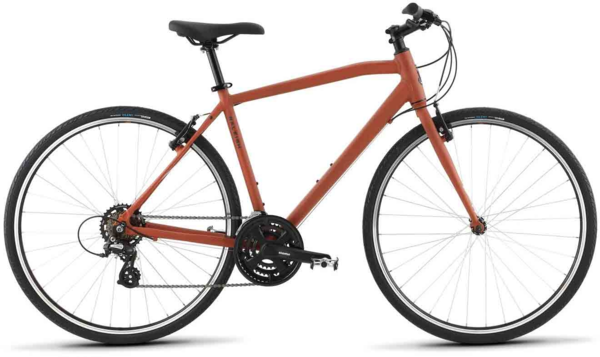 Raleigh Cadent 1 Color: Red