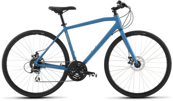 Raleigh Cadent 2 Color: Blue