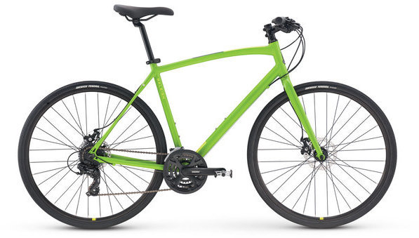 Raleigh Cadent 2 Color: Green