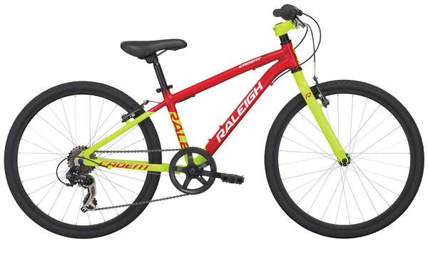 Raleigh Cadent 24 Color: Red