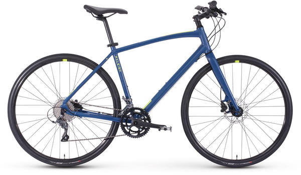 Raleigh Cadent 3 Color: Blue