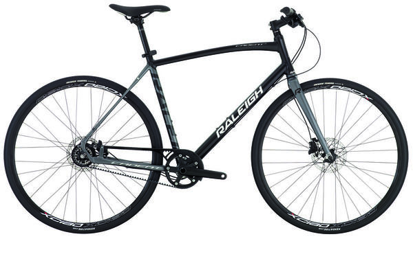 Raleigh Cadent i8 Color: Black