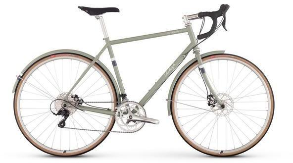 Raleigh Clubman Color: Gray