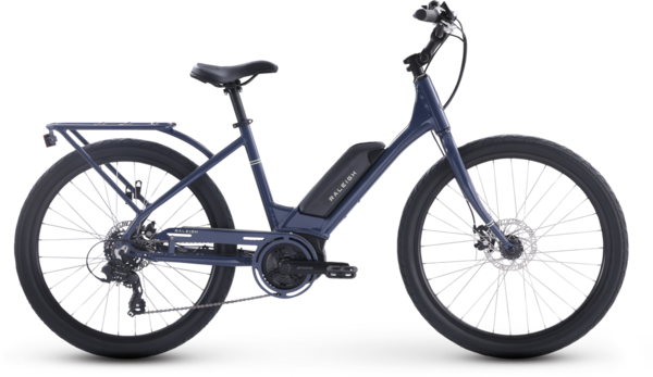 Raleigh Electric Sprite iE 2.0 Step Thru Color: Blue