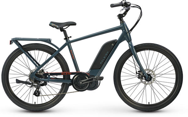 Raleigh Electric Sprite iE Step Over Color: Grey