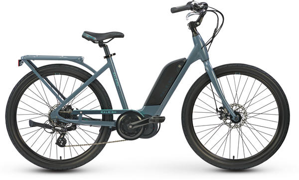 Raleigh Electric Sprite iE Step Thru Color: Grey
