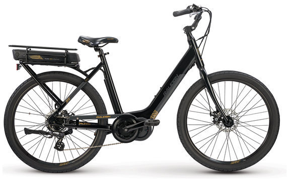 Raleigh Electric Sprite iE Step Thru Color: Black
