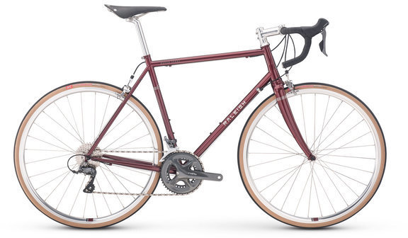 Raleigh Grand Sport Color: Red