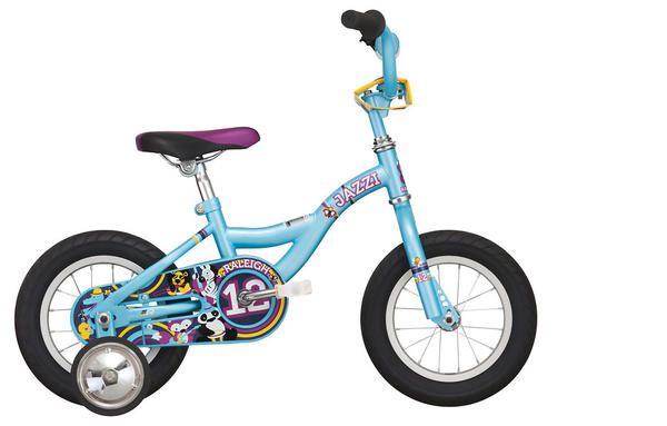 Raleigh Jazzi 12 Color: Blue
