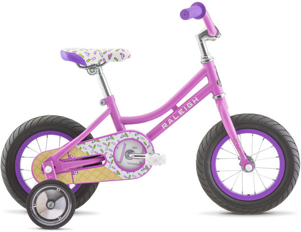 Raleigh Jazzi 12 Color: Purple