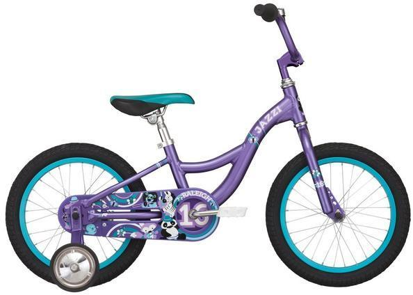 Raleigh Jazzi 16 Color: Purple